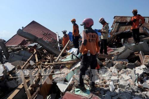 Индонезия приходит в себя после природных катаклизмов - ảnh 1
