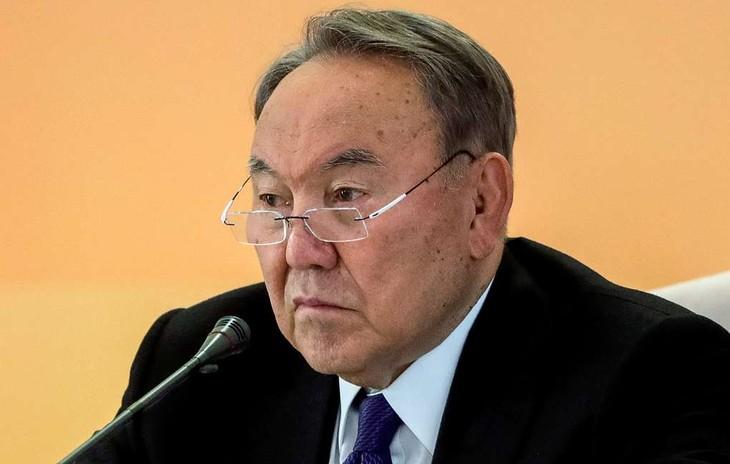 Президент Казахстана Нурсултан Назарбаев ушел в отставку - ảnh 1