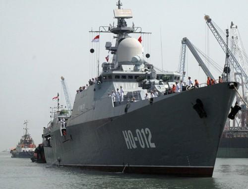 Вьетнамский сторожевой корабль «Ли Тхай То» участвует в LIMA 2019 - ảnh 1