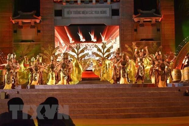 Около 3 млн туристов посетило Мемориальный комплекс королей Хунгов в Хошмине - ảnh 1