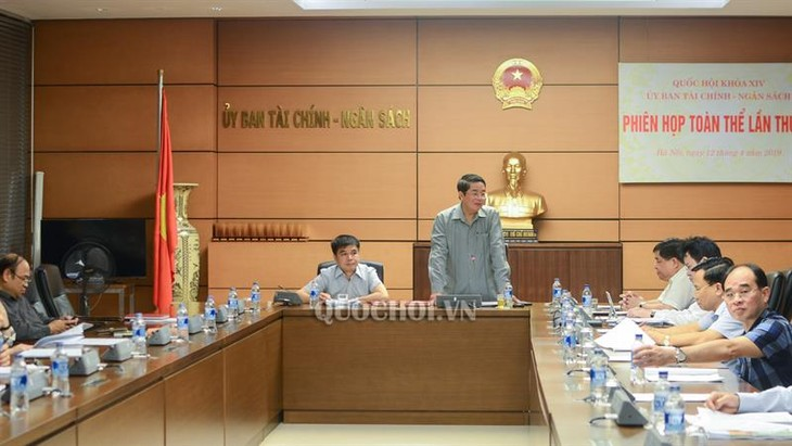 Презентация проекта исправленного Трудового кодекса на 34-м заседании Постоянного комитета НСВ - ảnh 1