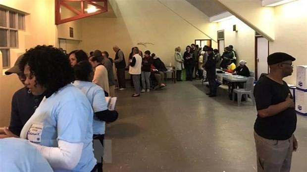 В ЮАР началось голосование на общенациональных выборах  - ảnh 1