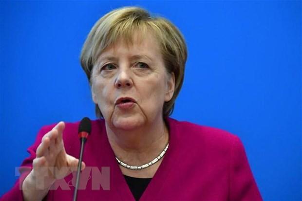 Меркель ожидает, что коалиция в Германии продолжит работу после отставки главы СДПГ - ảnh 1