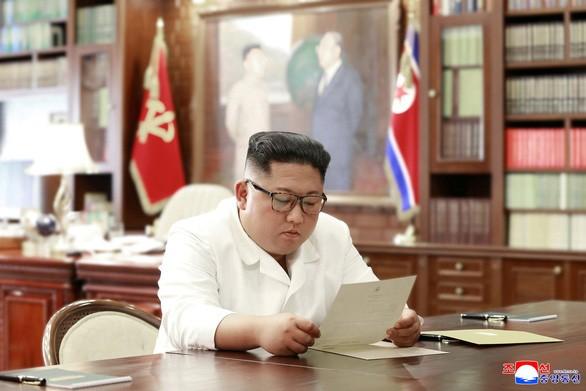 Президент США отправил письмо лидеру КНДР - ảnh 1