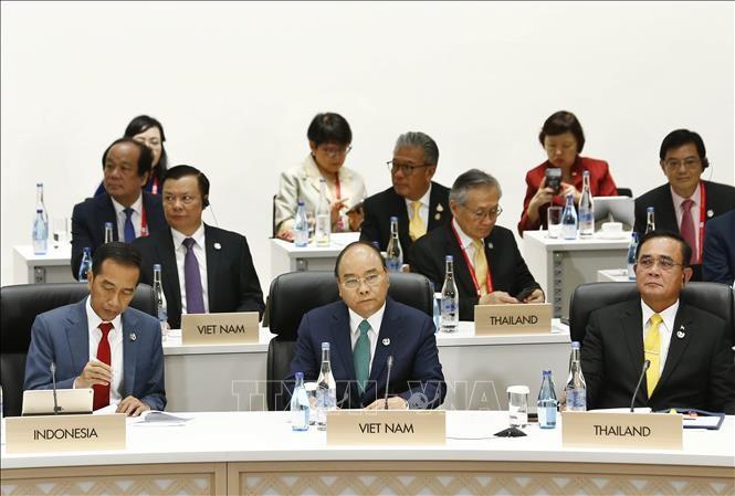 Буй Тхань Шон: Вьетнам внес действенный вклад в решение важных глобальных вопросов - ảnh 1