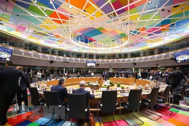 ЕС принял срочные меры по бюджету 2019 года в случае выхода Британии из ЕС - ảnh 1