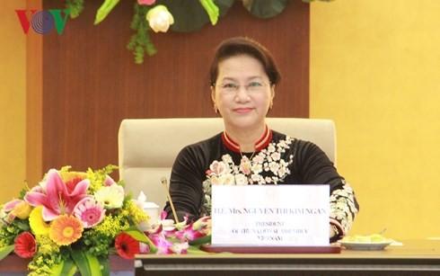베트남, 세계은행 (WB), 국제통화기금(IFM) 의원네트워크에 적극 참여 희망 - ảnh 2