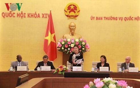 베트남, 세계은행 (WB), 국제통화기금(IFM) 의원네트워크에 적극 참여 희망 - ảnh 1