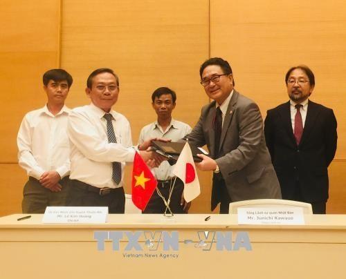 일본, 베트남 교육 및 의료 분야의  5개 프로젝트 무상원조 - ảnh 1