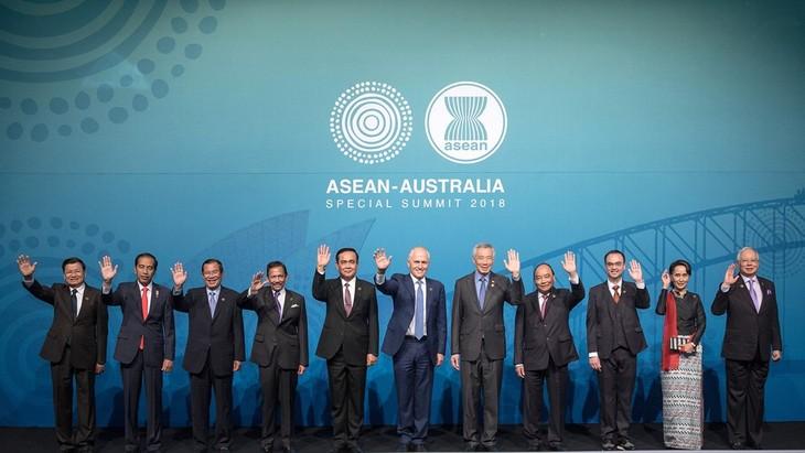 베트남 총리, 아세안·호주 특별정상회의 (ASEAN-Australia Special Summit 2018) 참석 - ảnh 1