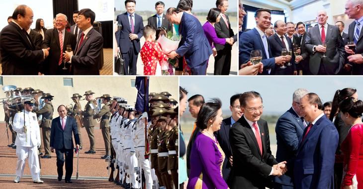 응엔 쑤안 푹(Nguyen Xuan Phuc) 국무 총리의 호주 및 뉴질랜드 방문 결과 - ảnh 1
