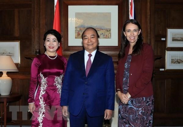 베트남-호주 관계의 새로운 차원 - ảnh 2