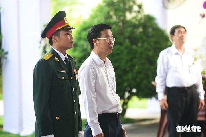판 반 카이 (Phan Van Khai) 전 총리, 조문의 발길 끊이지 않아 - ảnh 3