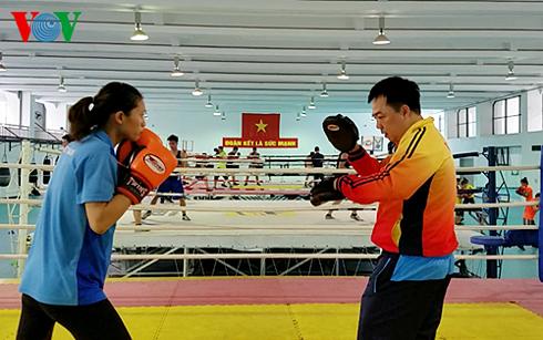 Nguyen Thi Tam아시아 복싱 챔피언 - ảnh 2