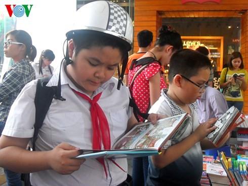 4월18일~22일, 베트남 도서의 날 - ảnh 1