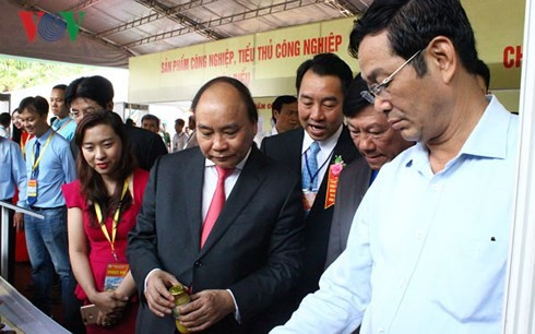 Nguyen Xuan Phuc 국무총리 : 빈롱 (Vinh Long) 6자 모형  농업 연결망 구축 필요 - ảnh 2