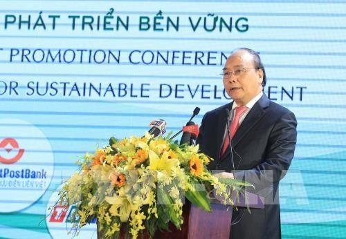 Nguyen Xuan Phuc 국무총리 : 빈롱 (Vinh Long) 6자 모형  농업 연결망 구축 필요 - ảnh 1