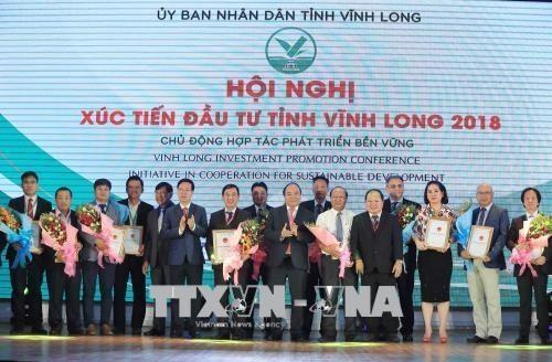Nguyen Xuan Phuc 국무총리 : 빈롱 (Vinh Long) 6자 모형  농업 연결망 구축 필요 - ảnh 3
