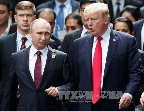 러시아 – 서방, 새로운 긴장 와중 - ảnh 1