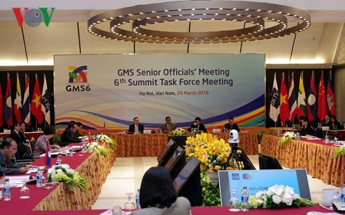 광역메콩지역과 캄보디아 - 라오스 - 베트남 개발 삼각 지대 고위급 정상회의 개최 - ảnh 1