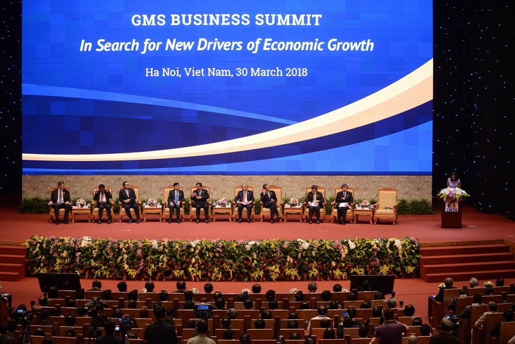 GMS6-CLV10회의:각국 경험과 새로운 성장 동력 개발 - ảnh 1