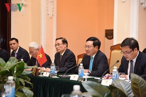 베트남,  중국과의 포괄적 전략적 협력 파트너십의 개발 중요시 - ảnh 2