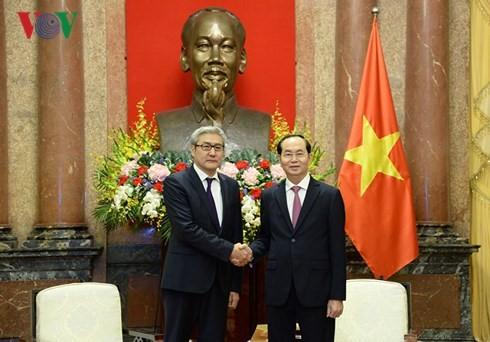 베트남과 몽고, 다방체제 방식 협력 추진 - ảnh 1