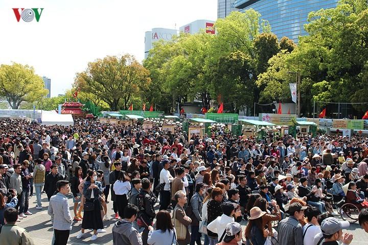 일본 아이치현,  2018 베트남 축제 – 호치민시 통합 및 발전 - ảnh 2