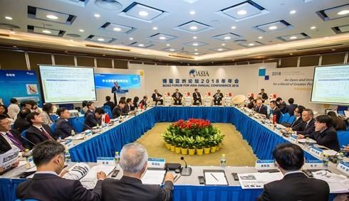 보아오 아시아 포럼, 개방적이고 혁신적인 아시아 및 미래의 풍요로운 세계를 위해 - ảnh 1