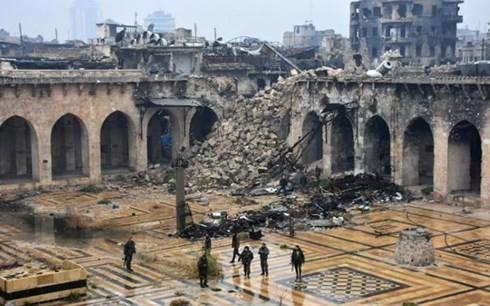 시리아, 새로운 불안의 소용돌이 속으로 - ảnh 1