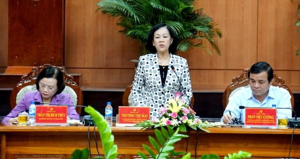 공산당, 새로운 현황 속 인민대중 동원업무에 대한 지도업무 개혁 - ảnh 1