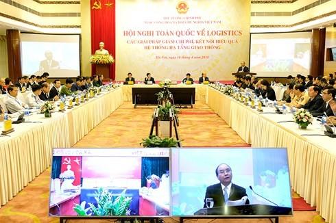 로지스틱스(물류), 베트남 경제에 중요 역할 - ảnh 1