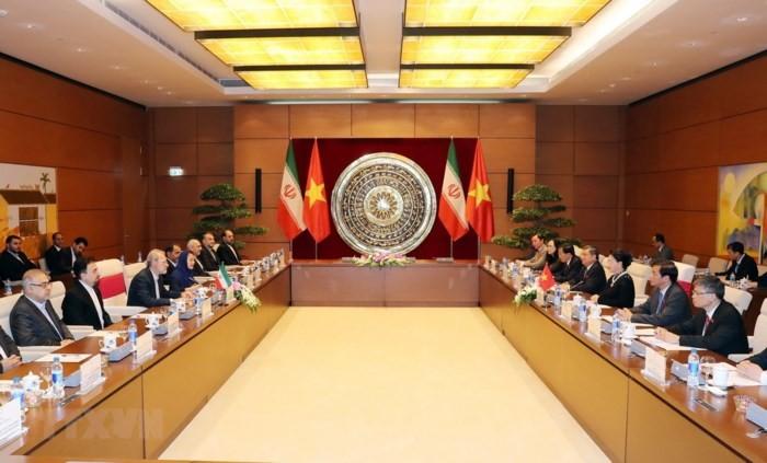 베트남 – 이란 관계의 새로운 동력 - ảnh 1