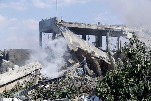 시리아를 위한 정치 대책 모색이 필요해 - ảnh 1