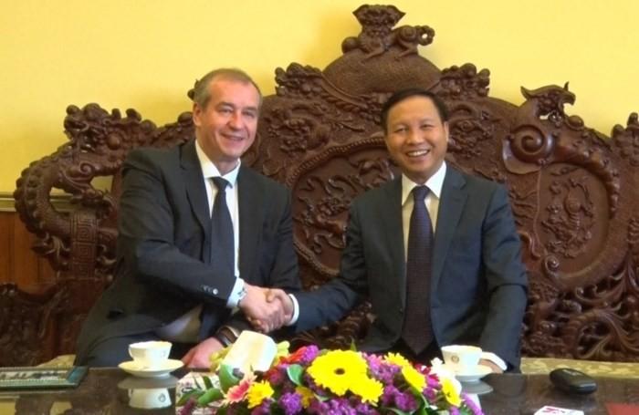 러시아 연방의 이르쿠츠크, 베트남 기업들에게  매력있는 투자 기회 - ảnh 1