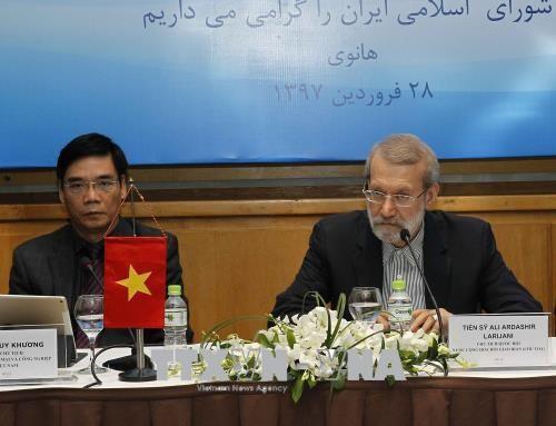베트남 – 이란 무역협력 기회 교류 - ảnh 1