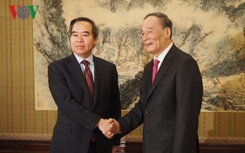 베트남공산당 대표단 중국 방문 - ảnh 1