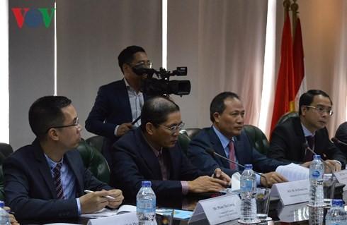 베트남 및 이집트,  통상 관계 강화 - ảnh 2