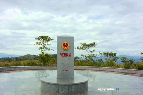확고한 국가 주권을 위한 영토 보호 임무 - ảnh 2