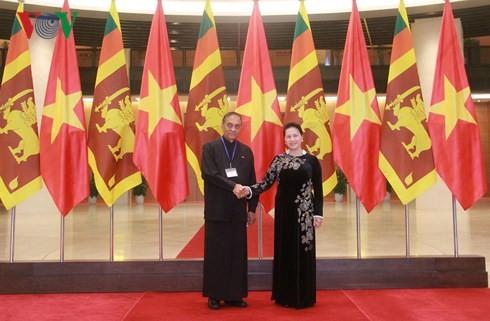 베트남 국회 의장, 스리랑카 국회 의장과 회담 - ảnh 3