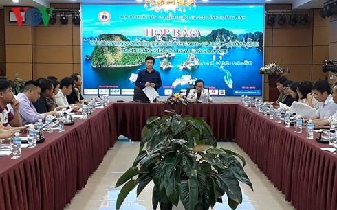 2018 국가관광의 해: Quang Ninh성, 인상적인 거리축제 준비 - ảnh 1
