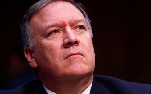 베트남, 미 새 국무장관에게  축전 - ảnh 1