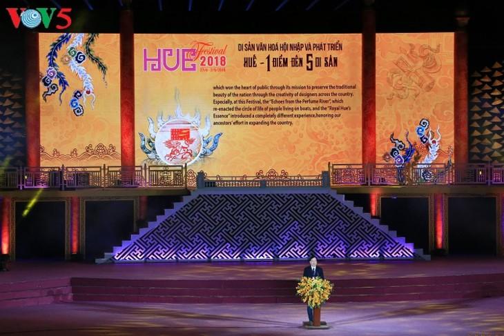 2018년 후에 축제 (Hue festival 2018) 대성공 - ảnh 3