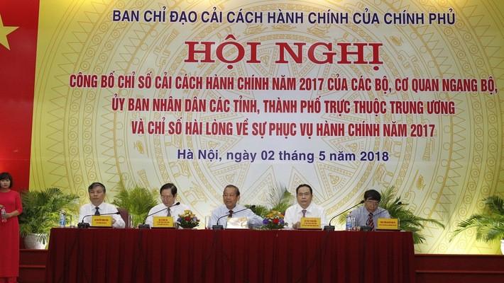 Quang Ninh성과 은행업이 행정 개혁을 주도 - ảnh 1
