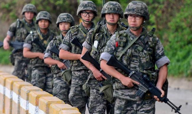 한국과 중국, 국방대화 재개 - ảnh 1