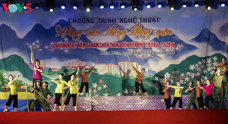 Dien Bien Phu 승리 64주년 기념활동 - ảnh 2