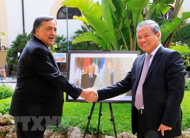 이탈리아, 베트남 이미지 홍보 - ảnh 1
