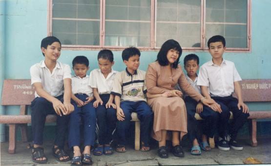 Nguyen Huong Duong씨와 시각 장애인을 위한 음성 도서관 - ảnh 3