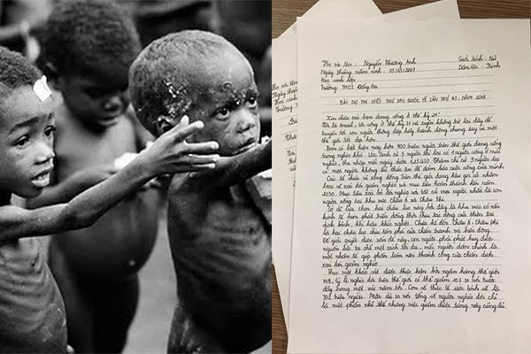 제 47 회 어린이를 위한 국제 우편 작문 대회 수상식 - ảnh 1