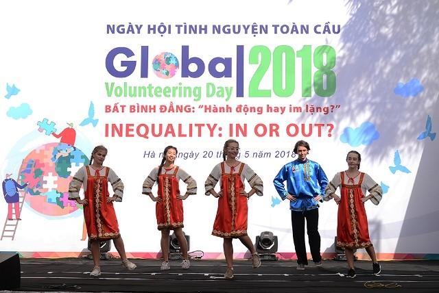 2018년 글로벌 자원봉사의 날 - Global Volunteering Day 2018  - ảnh 2